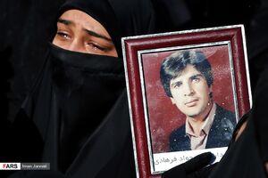 عکس/ تشییع پیکر ۱۰ شهید در مشهد