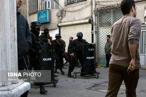عکس/ تیراندازی یک سارق در رشت