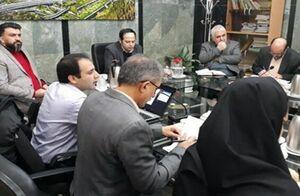 محکوم امنیتی در دولت مسئولیت گرفت +سند