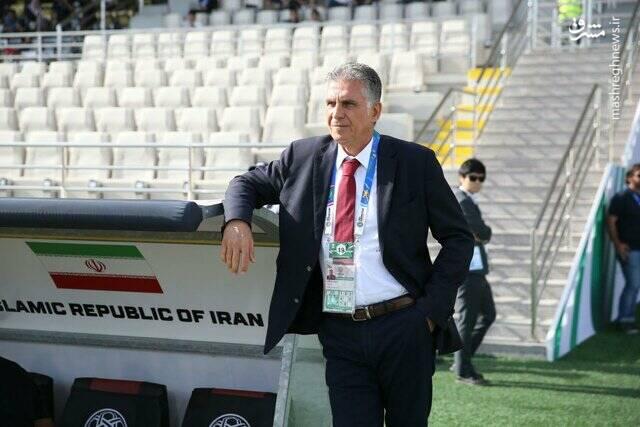 حرفهایی به من نسبت دادند که نزدم/ هیچ شخصی نمیتواند احترام من را به هواداران فوتبال ایران بر هم بزند! +عکس