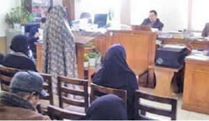محاکمه مادر به اتهام قتل دختر شیرخواره