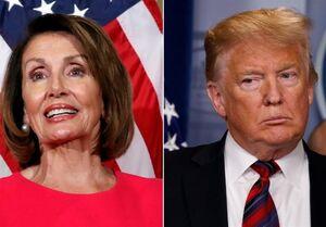 مخالفت پلوسی  با طرح ترامپ برای بازگشایی دولت آمریکا