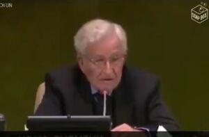 چامسکی: جرم ایران، مقاومت در برابر آمریکا است