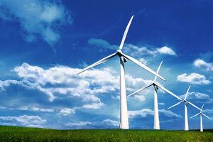 فیلم/ بزرگترین نیروگاه بادی خاورمیانه