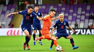 فیلم/ خلاصه دیدار چین 2 - 1 تایلند