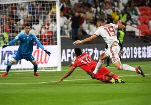 فیفا: ایران از ترس اول بازی گریخت و صعود کرد