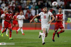 تیم ملی فوتبال ایران با عمان دوستانه بازی میکند