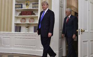 تشریح دستاوردهای ترامپ در بیانیه کاخ سفید