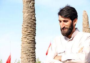 عکس/ چالش عکس 10ساله همسر شهید بلباسی