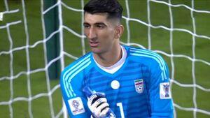 بیرانوند: فدراسیون زودتر پاداش بازی با عمان و چین را بدهد