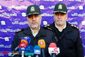 میزان رضایتمندی تهرانیها از عملکرد پلیس