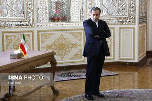 عکس/ دیدار دیپلماتهای لهستانی با عراقچی