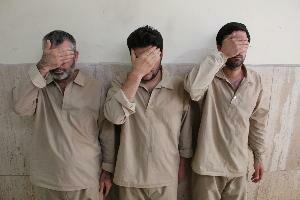 انتقام عجیب سه مرد جوان از ده همسایه خود