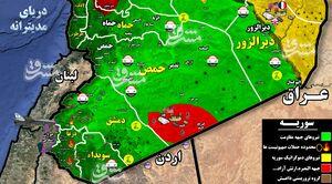 همه آنچه باید درباره دو حمله موشکی اخیر صهیونیستها به سوریه بدانید/ چرا ارتش سوریه به ماجراجوییهای نتانیاهو پاسخ نمیدهد؟ + نقشه میدانی و عکس