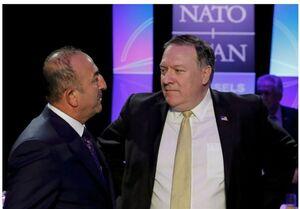 گفتگوی وزرای خارجه آمریکا و ترکیه درباره سوریه
