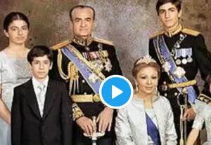 دیدگاه روشنفکرانه محمدرضا پهلوی در مورد برابری زن و مرد +فیلم