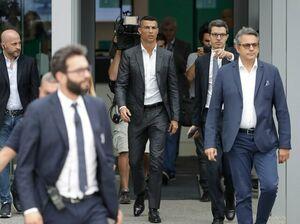 دادگاه مادرید خواسته رونالدو را رد کرد