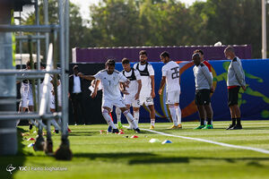 قهرمانی ایرانِ در تحریم دیدن دارد!