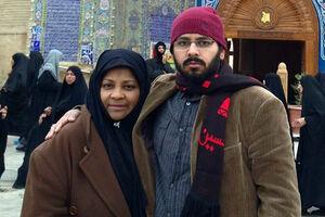 صوت/ انتقال مرضیه هاشمی به زندان انفرادی!