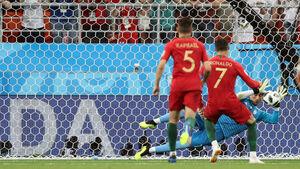 عکس/ تعداد پنالتیهای از دست رفته مسی و رونالدو