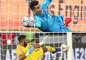 شیطنت AFC در مقایسه بیرانوند با دروازهبان سعودی