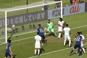 ژاپن رکورد خشونت در فوتبال آسیا را شکست