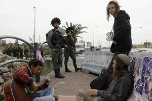 فیلم/ استفاده کفتارها از سگوحشی برای حمله به فلسطینیان