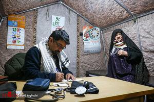 عکس/ پزشکان با معرفت در اردبیل