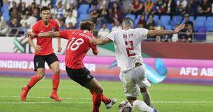 فیلم/ جام ملتهای آسیا؛ کره جنوبی ۲-۱ بحرین