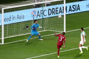 فیلم/ جام ملتهای آسیا؛ قطر ۱-۰ عراق