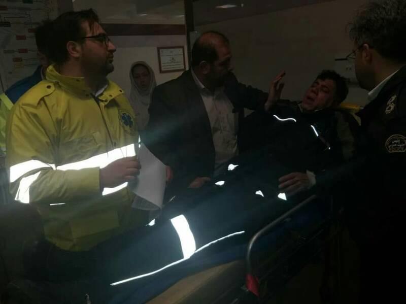 حمله به مامور اورژانس با بیل/ اورژانس خواستار پیگیری حقوق تکنیسین اورژانس از سوی مسئولان قضایی شد