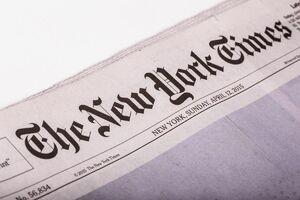 نیویورکتایمز نمایه