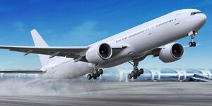 قیمت بلیت هواپیما میلیونی شد +عکس
