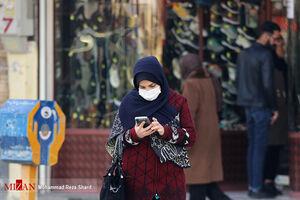 هوای شهر تهران در شرایط ناسالم قرار گرفت
