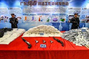 دستگیری باند مخوف در چین