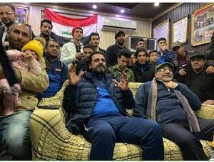 عکس/ اقدام قابل تحسین نخست وزیر عراق