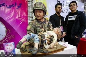 عکس/ افتتاح یک نمایشگاه متفاوت در تهران