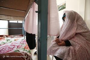 عکس/ رهایی چند زندانی زن از چوبه اعدام