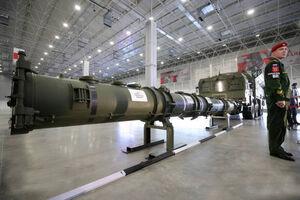 فیلم/ جدیدترین سامانه موشکی ارتش روسیه!