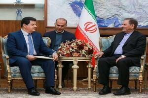 جهانگیری: ایران دربازسازی سوریه مشارکت میکند