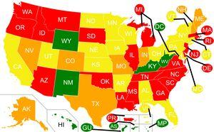 رابطه  جنسی با حیوانات در 5 ایالت آمریکا آزاد است!