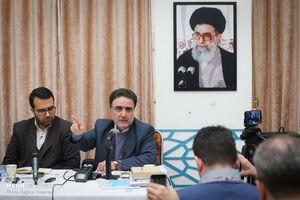 دوپینگ تاجزاده در مناظره لو رفت/ سنگ تمام خبرنگار فراری برای تاجزاده + عکس