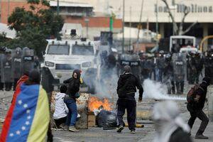 خشونت و صفکشی خیابانی غرب علیه «مادورو»