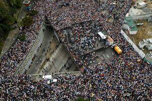 دولت مادورو با این باد سرنگون نخواهد شد