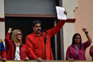 مادورو ونزوئلا