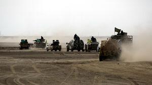 شبه نظامیان کُرد در آستانه فتح شرق رود فرات/ کاهش مناطق تحت اشغال تروریستهای داعش به 15 کیلومتر مربع + نقشه میدانی و عکس
