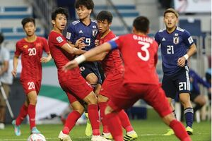 فیلم/جام ملتهای آسیا؛ ژاپن ۱-۰ ویتنام