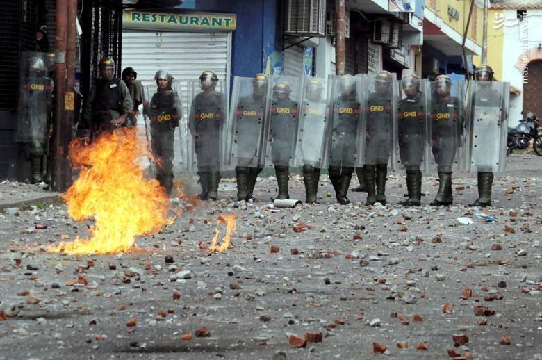 2437767 - در ونزوئلا چه خبر است؟