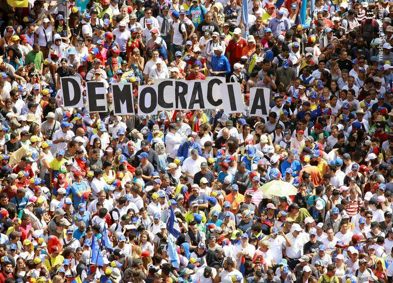 2437770 - در ونزوئلا چه خبر است؟