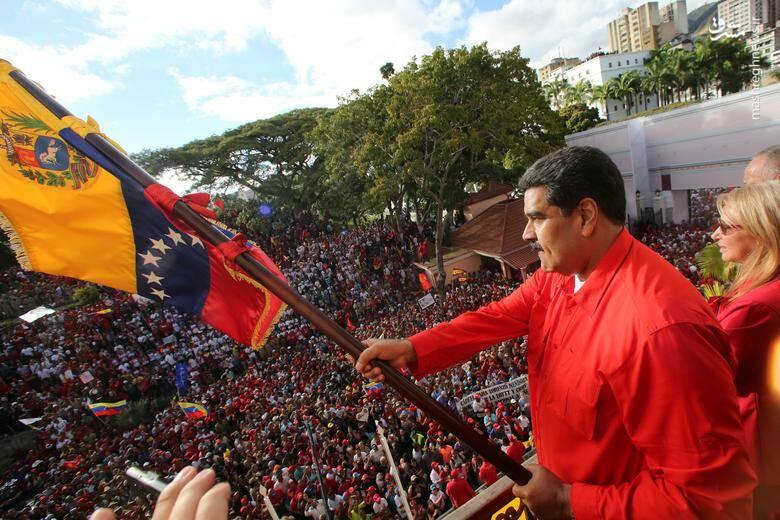 2437773 - در ونزوئلا چه خبر است؟